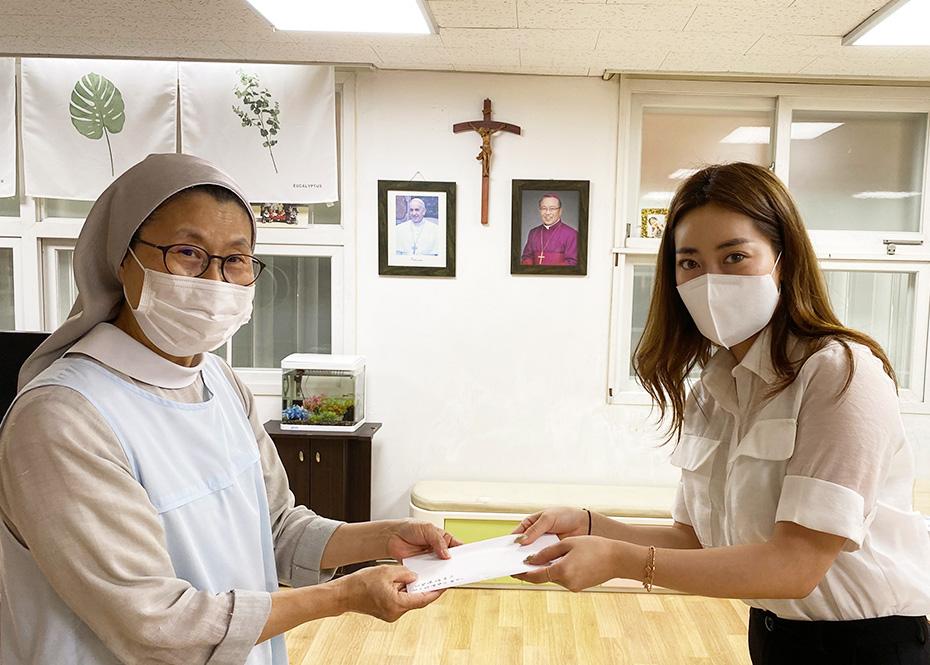봉사활동 사진